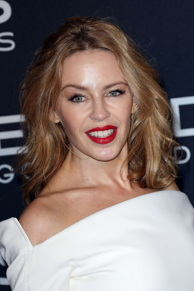"""Kylie Minogue - """"Exodus: Gods And Kings"""" premiere in NY"""