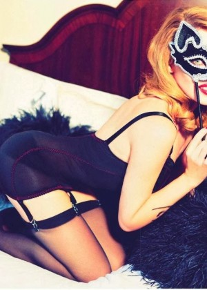 Kylie Minogue: GQ Germany -01