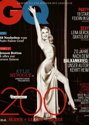 Kylie Minogue: GQ Germany -04