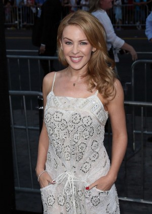 "Kylie Minogue - ""Hercules"" Premiere in Los Angeles"