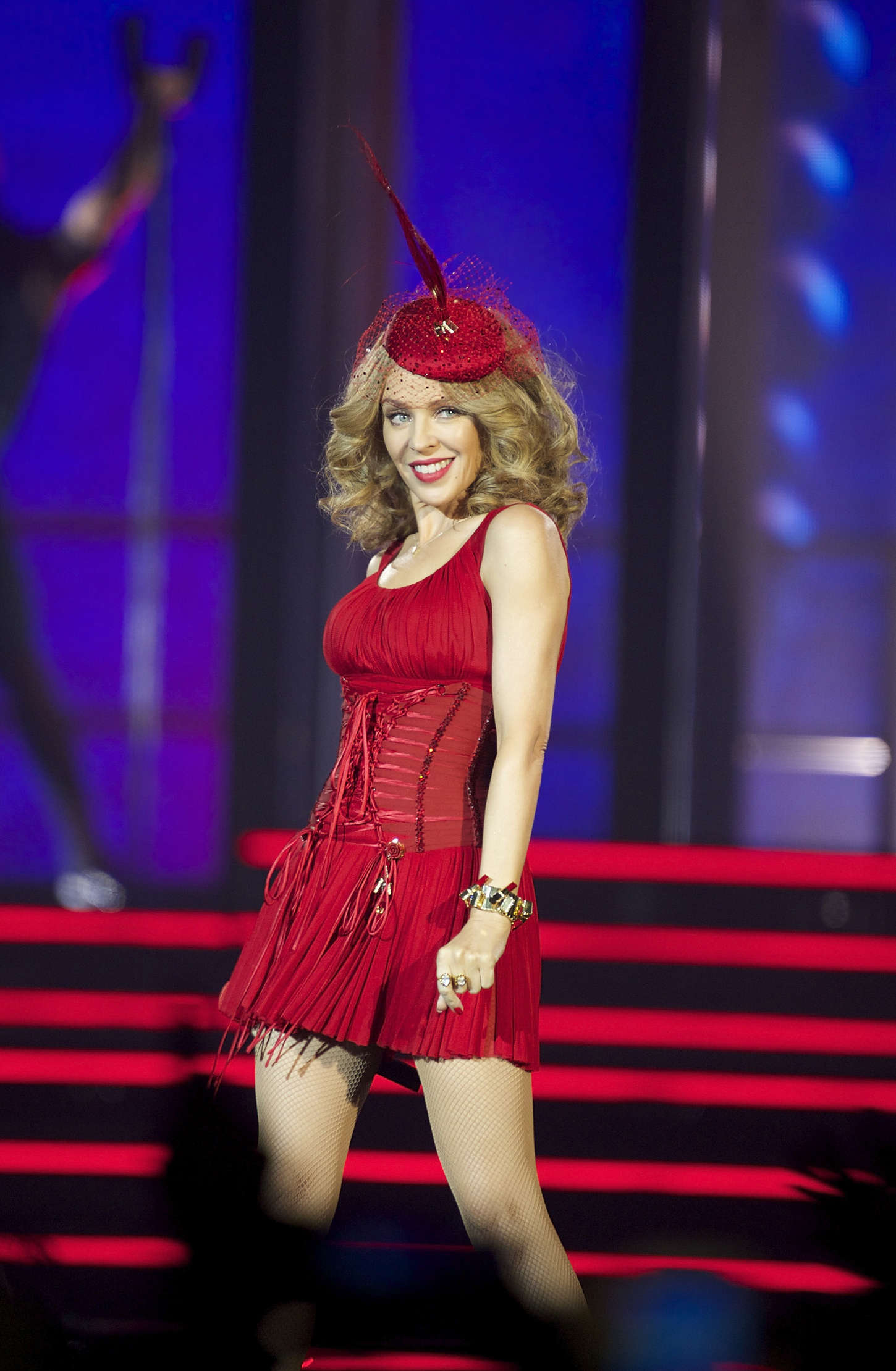 Kylie Minogue: Kiss Me Once Tour In Madrid -22