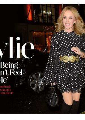 Kylie Minogue: Look Magazine -02