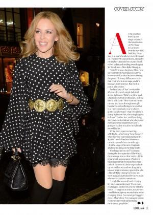 Kylie Minogue: Look Magazine -03