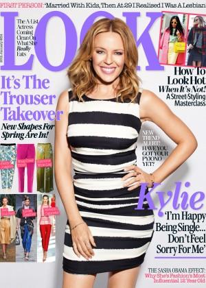 Kylie Minogue: Look Magazine -04