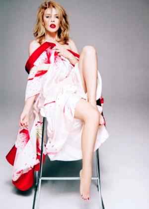 Kylie Minogue: Official Calendar 2015 -06