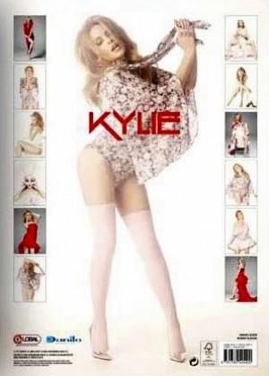 Kylie Minogue: Official Calendar 2015 -08