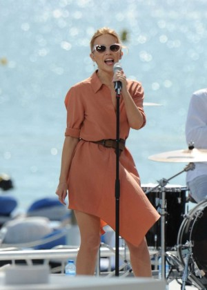Kylie Minogue: Cannes 2014 -01