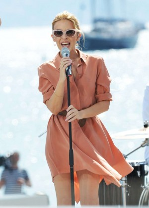Kylie Minogue: Cannes 2014 -02