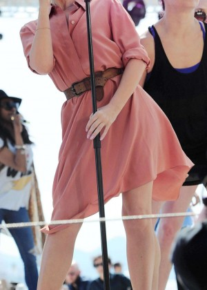 Kylie Minogue: Cannes 2014 -03