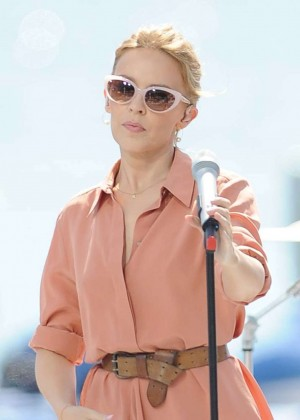 Kylie Minogue: Cannes 2014 -04