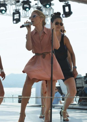 Kylie Minogue: Cannes 2014 -09