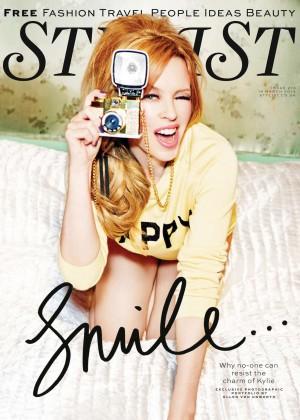 Kylie Minogue: Stylist UK-05