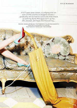 Kylie Minogue: Stylist UK-09