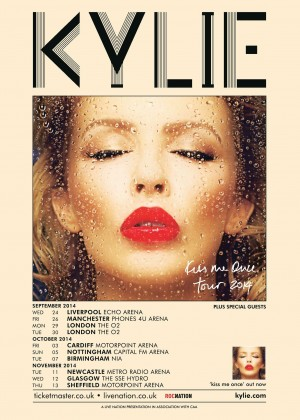 Kylie Minogue: Stylist UK-13