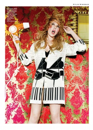 Kylie Minogue: Stylist UK-16