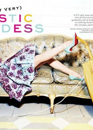 Kylie Minogue: Stylist UK-17