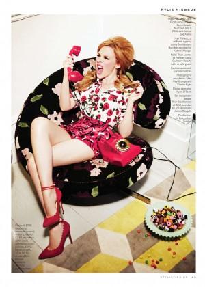 Kylie Minogue: Stylist UK-19