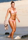 Kym Johnson - Bikini Candids in Hawaii -01