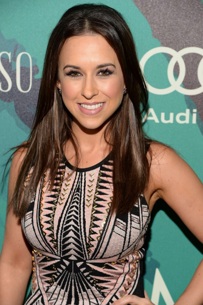 Lacey Chabert - 2014 Variety Power of Women in LA