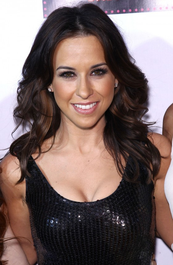 Lacey Chabert In a Hot Dress at 30th Birthday Party-11