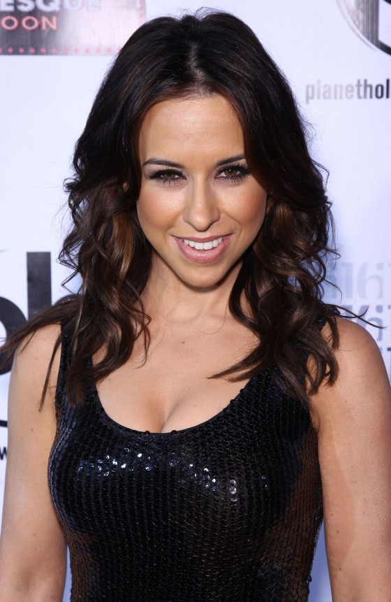 Lacey Chabert at Planet Hollywood in Las Vegas - 30th Birthday Party