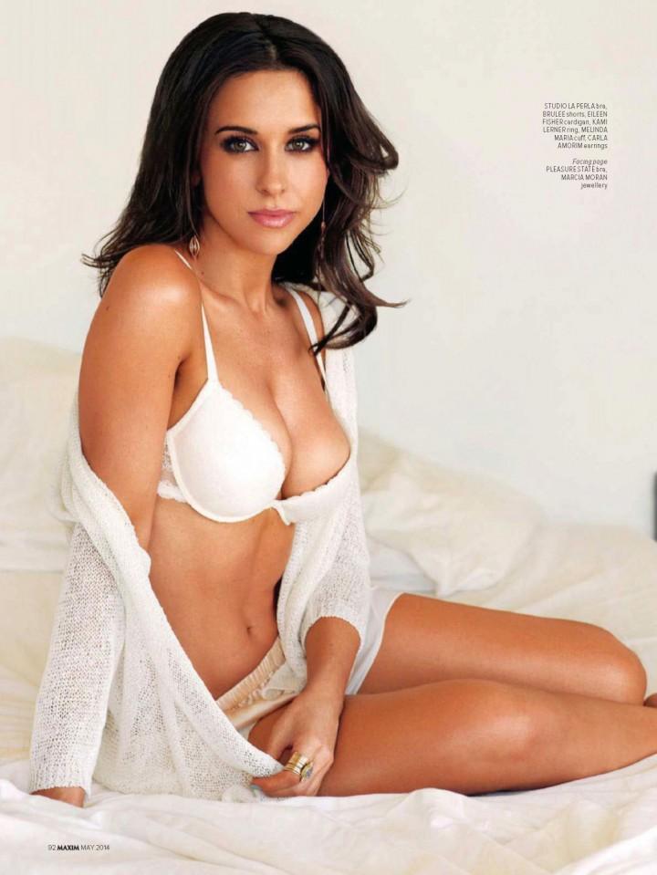 Lacey Chabert – Maxim (India) Magazine (May 2014)