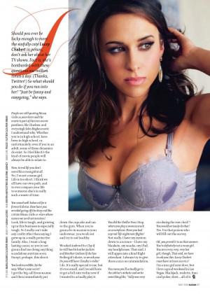 Lacey Chabert: Maxim 2014 -09