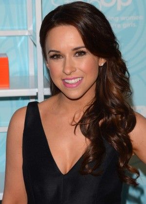 Lacey Chabert - Step Up 2014 Inspiration Awards -04