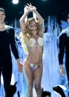 Lady Gaga Pictures: VMA 2013 HOT Performance -29