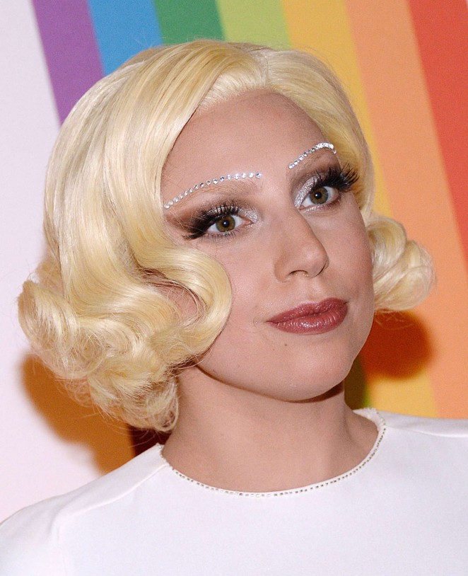 Lady Gaga: 2014 Kennedy Center Honors Party -01