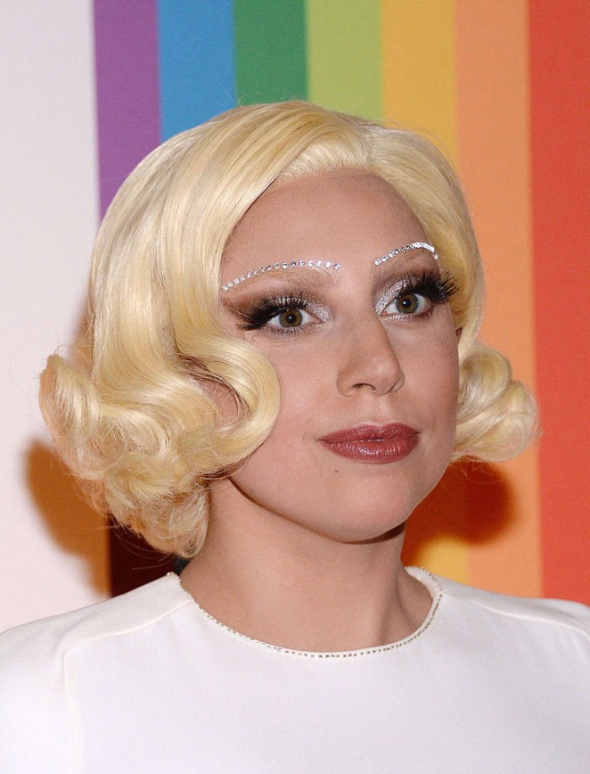 Lady Gaga: 2014 Kennedy Center Honors Party -07