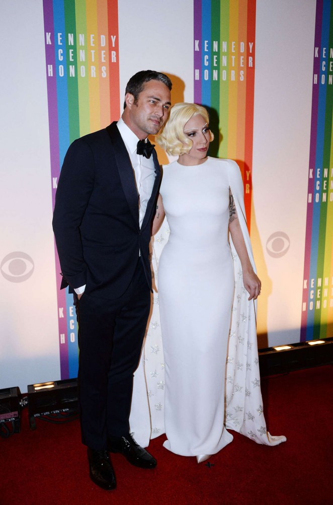 Lady Gaga: 2014 Kennedy Center Honors Party -15