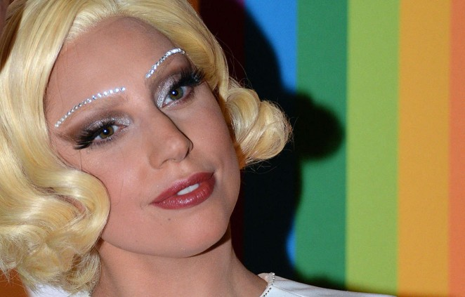 Lady Gaga: 2014 Kennedy Center Honors Party -17