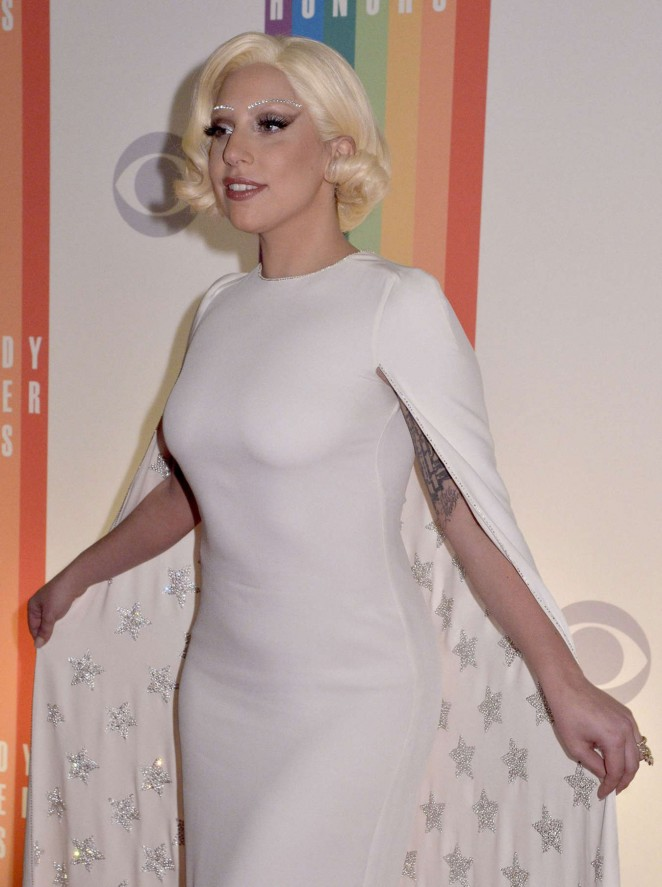 Lady Gaga: 2014 Kennedy Center Honors Party -18