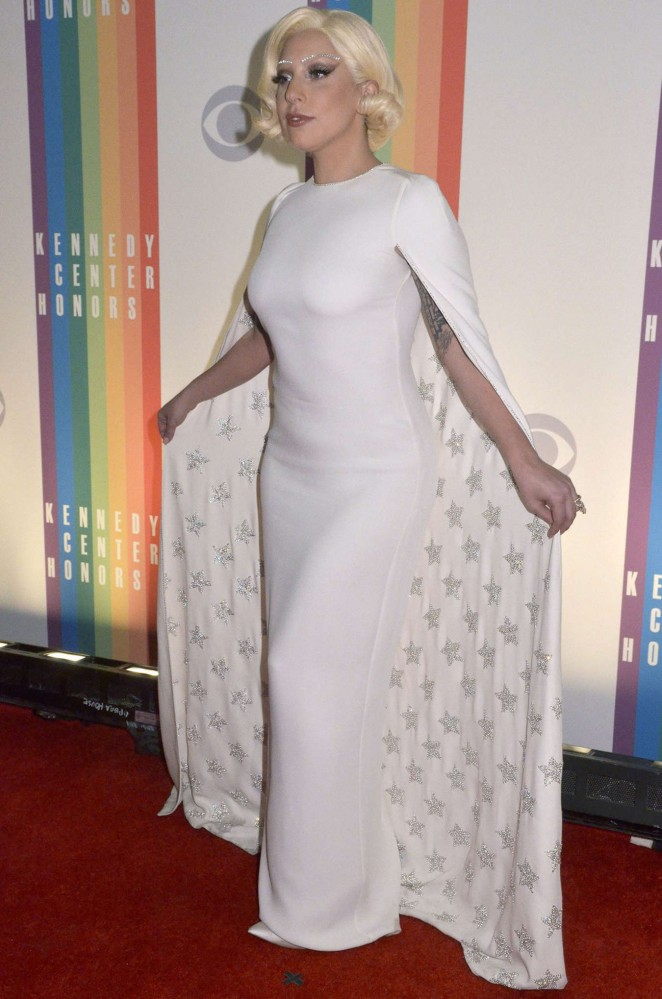 Lady Gaga: 2014 Kennedy Center Honors Party -19