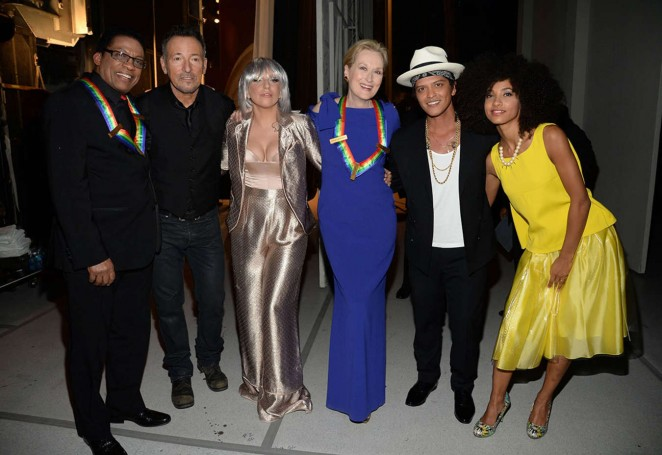 Lady Gaga: 2014 Kennedy Center Honors Party -20