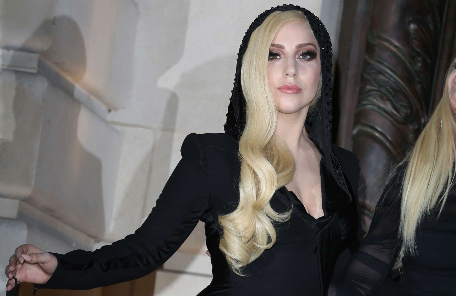 Back to post Lady Gaga – Arrives at Versace fashion show in Paris