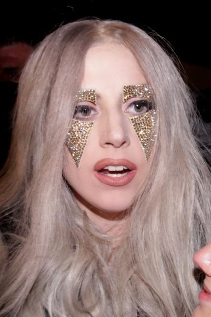 Lady GaGa – Candids in her underwear