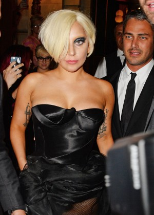 Lady Gaga - Harper's BAZAAR Celebrates Icons By Carine Roitfeld Event in NYC
