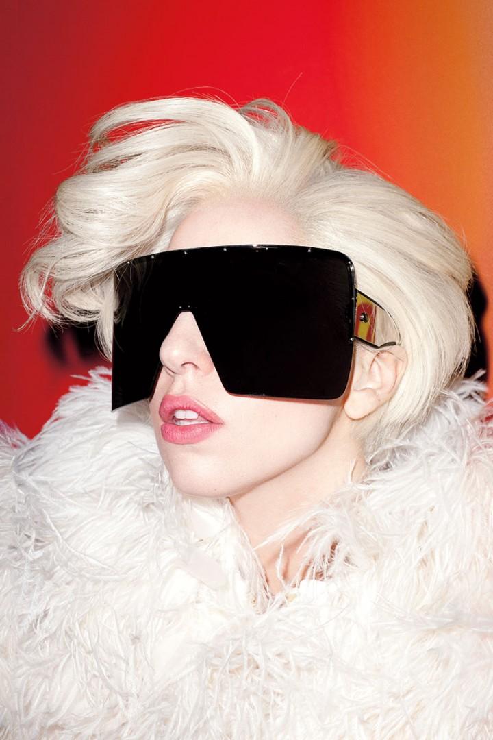 Lady Gaga: Harpers Bazaar US -07