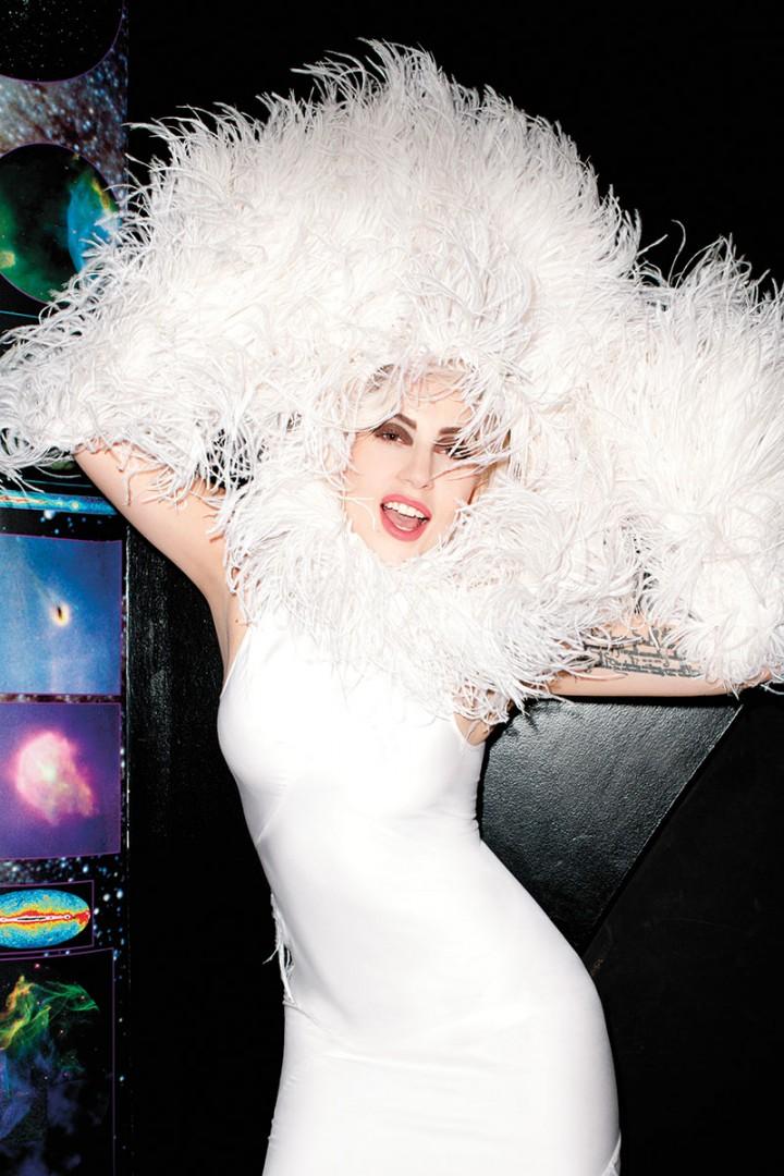 Lady Gaga: Harpers Bazaar US -08