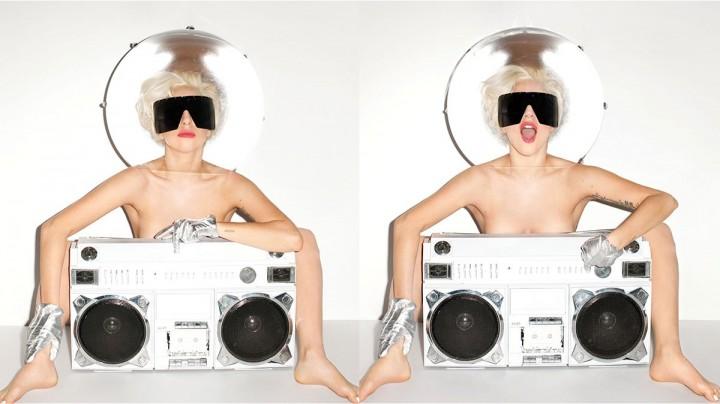 Lady Gaga: Harpers Bazaar US -11