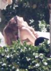Lady Gaga in a bikini at the pool -10