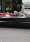 Lady Gaga in 1959 Cadillac -15
