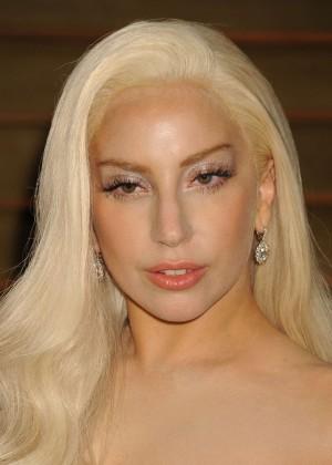 Lady Gaga: Oscar 2014 - Vanity Fair Party -02