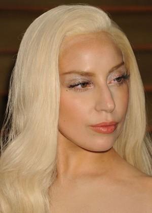 Lady Gaga: Oscar 2014 - Vanity Fair Party -05