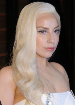 Lady Gaga: Oscar 2014 - Vanity Fair Party -10