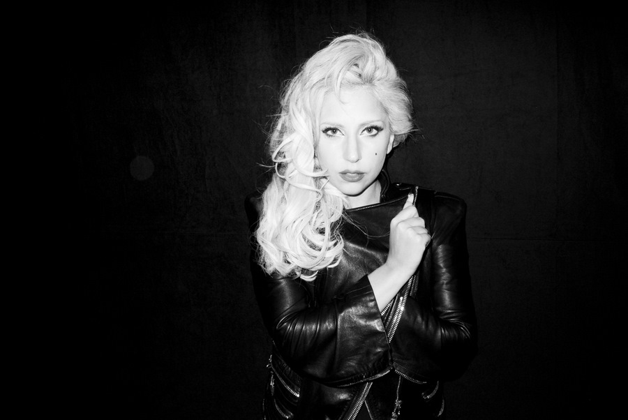 Lady Gaga Photoshoot By Terry Richardson 02 Gotceleb