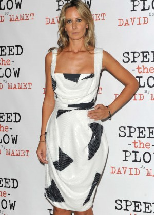 Lady Victoria Hervey - Speed-the-Plow After Party in London
