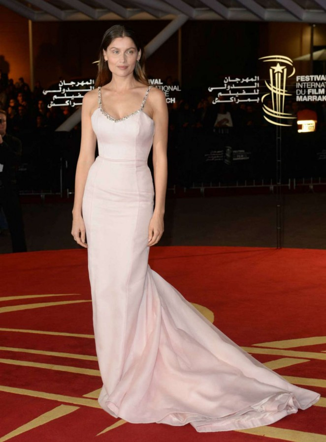 Laetitia Casta - 14th Marrakech International Film Festival